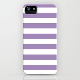 lavender stairs iPhone Case