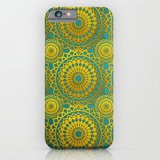 Golden Mandala 2 iPhone 6s Slim Case