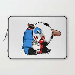 Daddy's Little Panda Laptop Sleeve