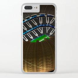 The Vendôme Clear iPhone Case