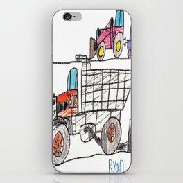 Taking on Fuel iPhone Skin