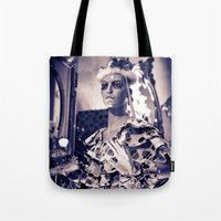 cupcake Tote Bags featuring Cupcake by Aaron Fritts