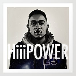 HiiiPower Art Print
