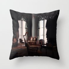 Metropolitan Museum - NYC Throw Pillow