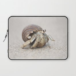 Life & times of a Hermit Crab Laptop Sleeve
