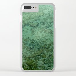 Kona Water Clear iPhone Case