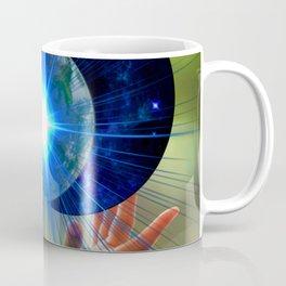 Cosmic Energy Vibrations Coffee Mug