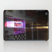 pizza iPad Cases featuring Pizza by livedwards