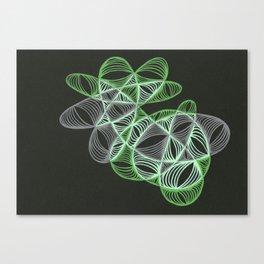 Small Nebula Four Canvas Print