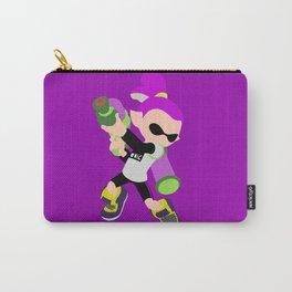 Inkling Boy (Purple) - Splatoon Carry-All Pouch