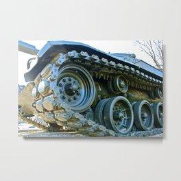 Tanker ONE Metal Print