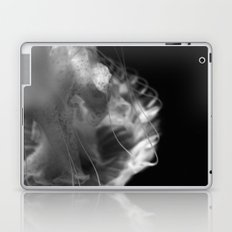 jelly in black and white Laptop & iPad Skin