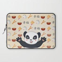 Happy Panda Laptop Sleeve