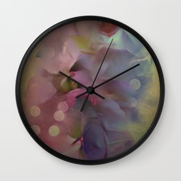 Terpsichore Wall Clock