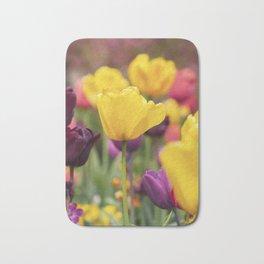 Tulip Fields Bath Mat