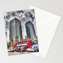 A Stroll Through London Stationery Cards