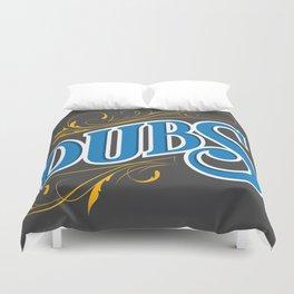 #DubNation Duvet Cover