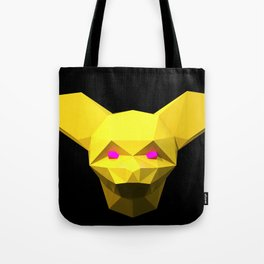 Golden Chihuahua Tote Bag