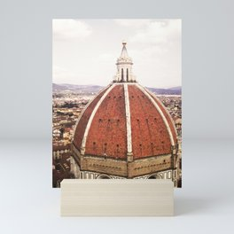 Duomo - Hazy, Florence Photography Mini Art Print