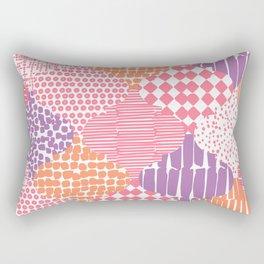 Moroccan Pattern 6 Rectangular Pillow