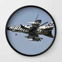 Tiger Tornado Wall Clock