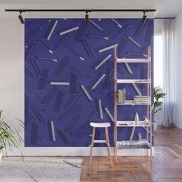 3D Pattern  X 0.5 Wall Mural