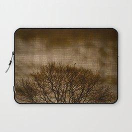 Lonesome Guardian Laptop Sleeve