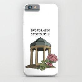 Tomb of Hafiz iPhone Case