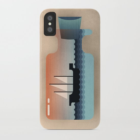 Float On iPhone Case