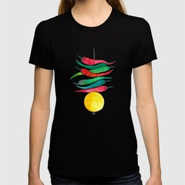 Lemon chilli charm T-shirt