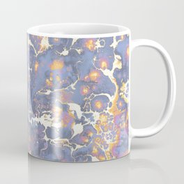 Complementary Paint Marble Coffee Mug
