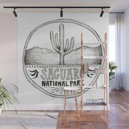 Saguaro National Park Wall Mural