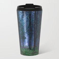 Green Magic Forest Travel Mug