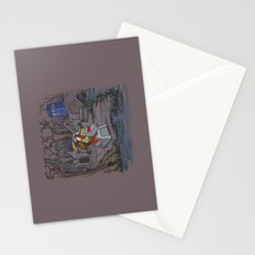 WHO Shall Not Pass Stationery Cards