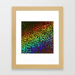Glimmer & Gleam Framed Art Print
