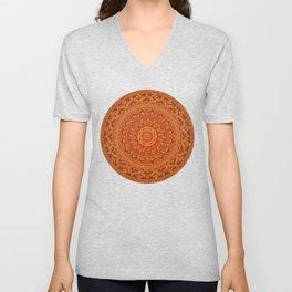 Mandala Spice Unisex V-Neck