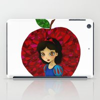 ruby iPad Cases featuring Ruby. by Mickey Spectrum