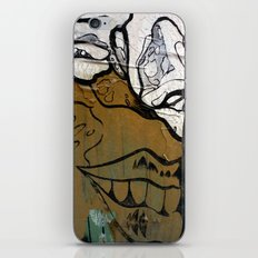 Face iPhone Skin