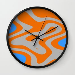 Walking man Wall Clock