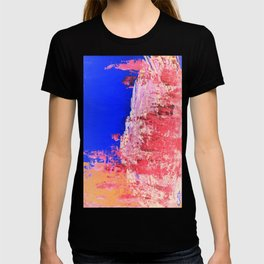 Into the Mist Pantone Color of the Year 2016 Abstract T-shirt