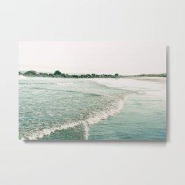 Mermaid Sea Dreams Metal Print