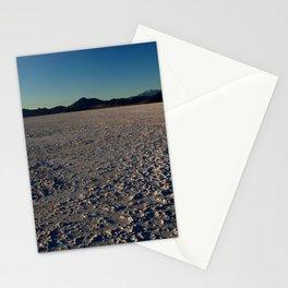 Bonneville Salt Flats - Utah Stationery Cards