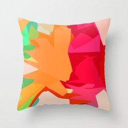 Good Changes Throw Pillow