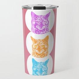 Scrappy the Cat Travel Mug