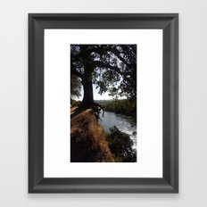 The Exposed Roots Are the Same as My Soul... Framed Art Print