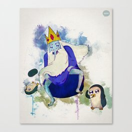 Cold Dance Canvas Print