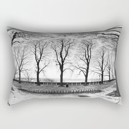 Forest for the Trees Rectangular Pillow