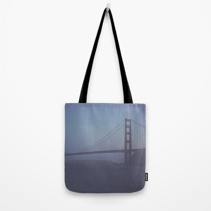 Golden Gate at Nightfall  Tote Bag