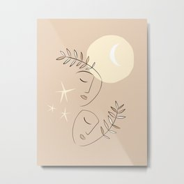 two-gether forever #togetherness  Metal Print