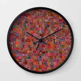 Mola Montage Wall Clock
